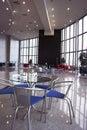 Cafe interior Royalty Free Stock Photo