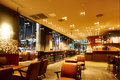 Cafe interior furniture