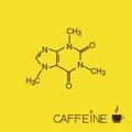 Caffeine Stock Image