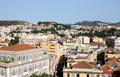 Cagliari city Royalty Free Stock Photo