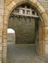 Cahir Castle 02 Royalty Free Stock Photo