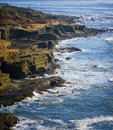 Caifornia Coast, San Diego, California Royalty Free Stock Photos