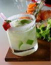 Caipirinha Stock Photography