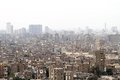 Cairo slums Royalty Free Stock Photography