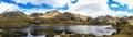 Cajas National Park Panorama, ...