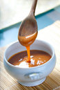 Cajeta Mexican Caramel Sauce Stock Photos