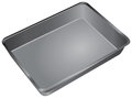 Cake pan a rectangular for cooking and baking in the oven vector illustration Stock Photography