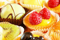 Cakes and pastries Royalty Free Stock Photo