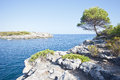 Cala en Turqueta Royalty Free Stock Photo