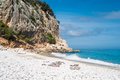 Cala Fuili beach Royalty Free Stock Photo
