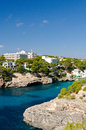 Cala Santanyi, Majorca, Spain Stock Images