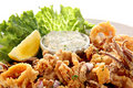 Calamari Royalty Free Stock Images