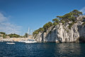 Calanque of  Cassis, France Royalty Free Stock Photo