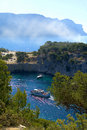 Calanque de Cassis Royalty Free Stock Images