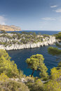 Calanques near Cassis Royalty Free Stock Photo