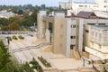 Calarasi district council building from romania Stock Image