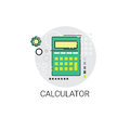 Calculator Accountant Finance Analysis Icon