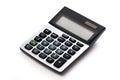 Calculator isolated Royalty Free Stock Photo