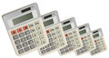 Calculators Royalty Free Stock Image