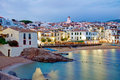 Calella de Palafrugell, Costa brava, Catalonia, Spain Royalty Free Stock Photo