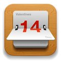 Calendar Date icon Royalty Free Stock Photo