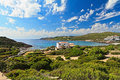 Caletta bay - Carloforte Royalty Free Stock Images