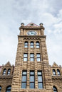 Calgary City Hall Clock Tower Royalty Free Stock Photo