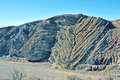 Calico Fault Royalty Free Stock Photo