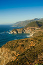 California Coast Royalty Free Stock Image