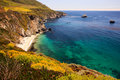 California Coast, Big Sur Stock Photography