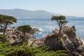 California Coast Near Carmel