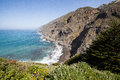 California coastline in Big Sur, California Stock Photo