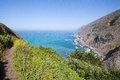 California coastline in Big Sur, California Stock Photography