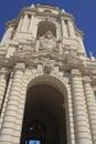 California Mediterranean Architecture Royalty Free Stock Photo