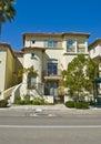 California residence Royalty Free Stock Photo
