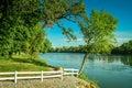 California, Sacramento River Royalty Free Stock Photo