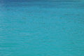 Calm blue / turquoise water surface for background - ocean Royalty Free Stock Photo