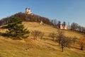Kalvária v Banskej Štiavnici, Slovensko