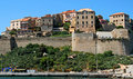 Calvi Foto de Stock Royalty Free
