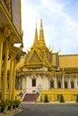 Cambodian Royal Palace Stock Photography