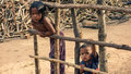 Cambodian village children