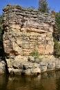 Cambrian Sandstone Rock