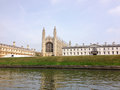 Cambridge old and beautiful university in Royalty Free Stock Photography