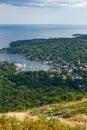 Camden, Maine Royalty Free Stock Photo
