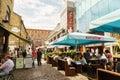 Camden Market, London Royalty Free Stock Photo
