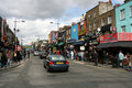 Camden Town Royalty Free Stock Photo