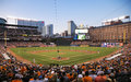 Camden Yards Royalty Free Stock Photo