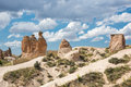 Camel rock in Cappadocia Royalty Free Stock Photo