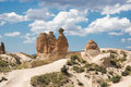Camel rock in Cappadocia Royalty Free Stock Photo