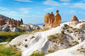 Camel rock, Cappadocia, Turkey Royalty Free Stock Photo